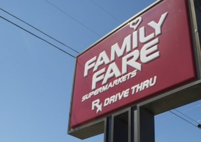 Family Fare – Georgetown